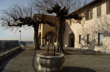 Santuario Madonna dello Zuccarello - Nembro Bg