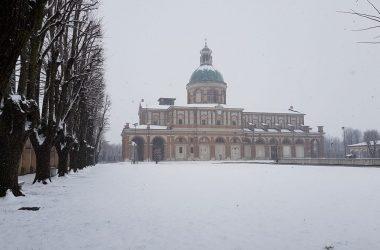 Santuario Santa Maria del Fonte Inverno Caravaggio