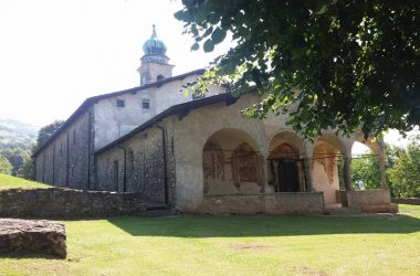 Santuario Santissima Trinità - Parre Bg