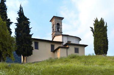 Santuario dell'Assunta a Bianzano Bergamo