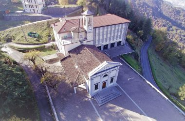 Santuario della Beata Vergine della Forcella Pradalunga