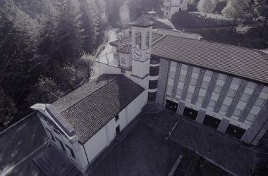Santuario della Beata Vergine della Forcella Pradalunga Bergamo