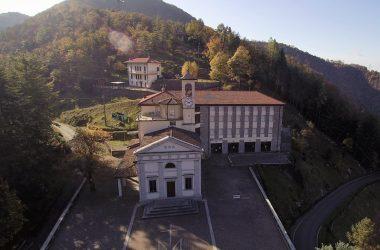 Santuario della Beata Vergine della Forcella Pradalunga bg