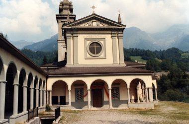 Santuario della MADONNINA Colere