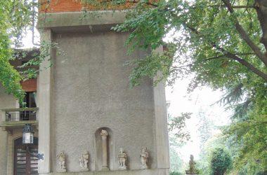 Santuario della Madonna del Castello GIARDINO Almenno San Salvatore