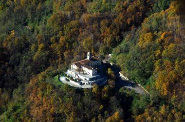Santuario della Madonna dello Zuccarello Nembro Bergamo