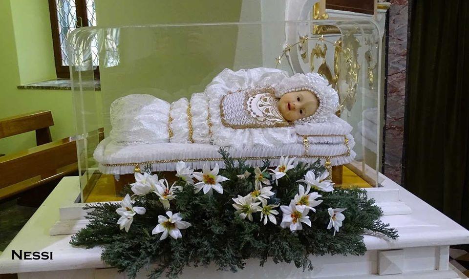 Santuario della Natività di Maria Frazione Novezio – Cerete BG