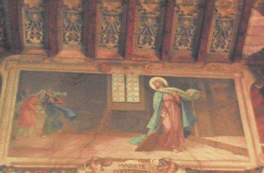 Santuario della madonna della Scopa Osio Sopra Bg