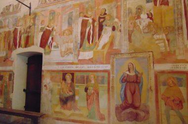 Santuario di San Patrizio - Colzate edificato 1166