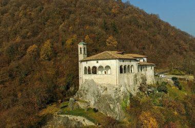 Santuario di San Patrizio di Colzate