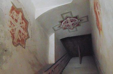 Scale Chiesa di San Vittore - Brembate