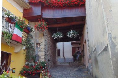 Scaletta di Valsecca Bergamo