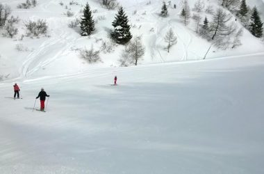 Sciare a Bergamo