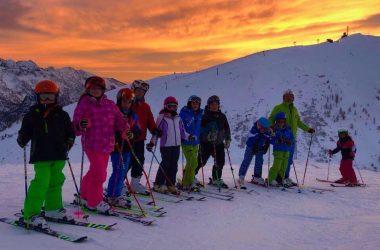 Sciare a Bergamo Foppolo