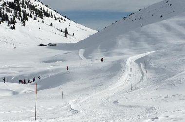 Sciare al Monte Farno Gandino