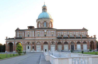 Scorci Santuario Santa Maria del Fonte Caravaggio