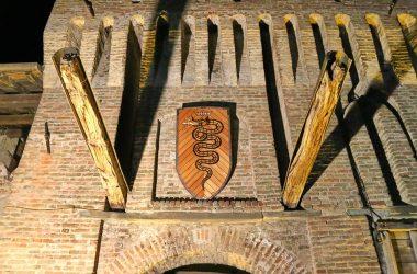 Scudo Castello di Pagazzano