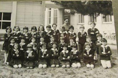 Scuola Elementare Classe 1965 Misano Gera d'Adda