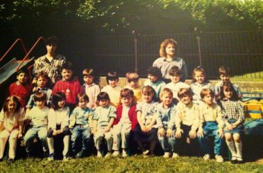 Scuola Materna 1983 Caprino Bergamasco