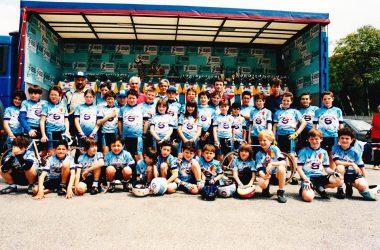 Scuola ciclismo Cene 1993