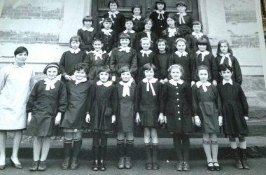 Scuola elementare Classe 1957 Ponte San Pietro