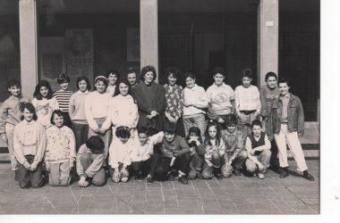 Scuola media Classe 1976 Pontida