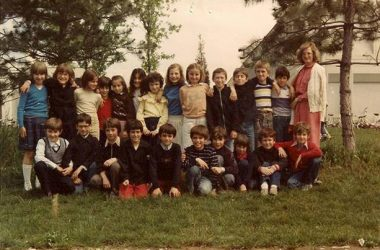 Scuole elementari Urgnano 1984