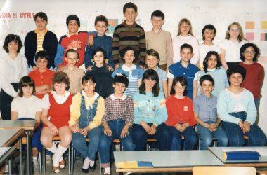 Scuole medie 1985 Brembate Sopra