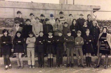 Scuole medie Classe 1960 Bonate Sopra