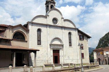 Sedrina Chiesa parrocchiale di San Giacomo