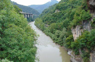 Sedrina fiume brembo