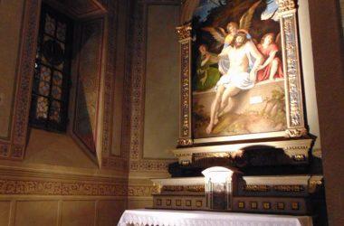Sedrina interno parrocchiale di San Giacomo