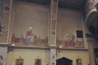 Sedrina parrocchiale di San Giacomo