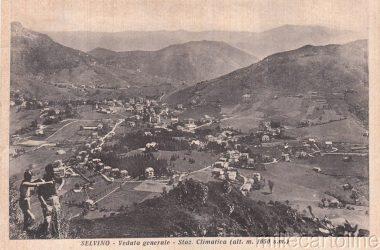 Selvino Panorama storico