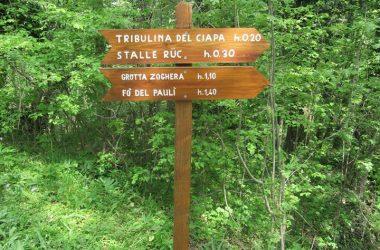 Sentieri Costa Valle Imagna