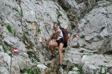 Sentieri rocciosi Gandellino
