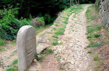Sentiero Abbazia rettoria di Sant'Egidio in Fontanella