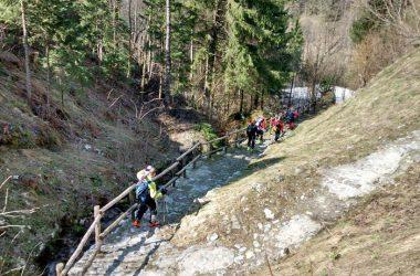 Sentiero mulino di Baresi