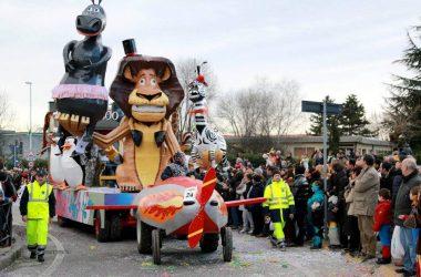 Sfilata Carnevale Brembate Sopra