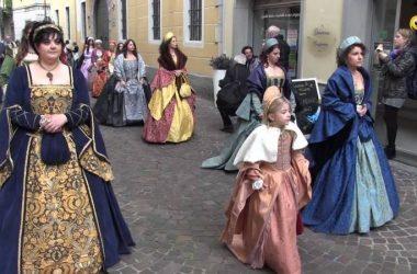 Sfilata Rievocazione storica Miracol si grida - Treviglio