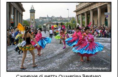 Sfilata di Mezza Quaresima Carnevale – Bergamo