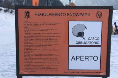 Snowpark Foppolo