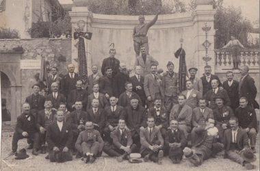 Sorisole Reduci prima guerra mondiale periodo fascista