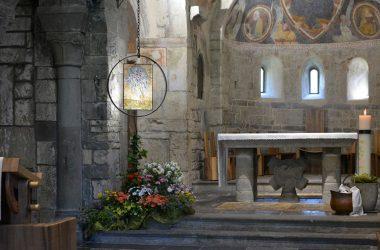 Sotto il Monte Abbazia rettoria di Sant'Egidio in Fontanella.