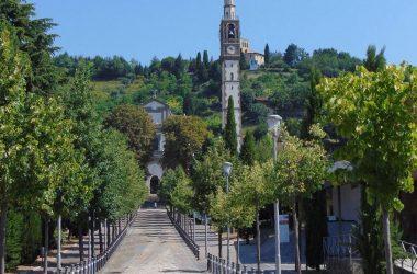 Sotto il Monte Giovanni XXIII- Bergamo-chiesa di San Giovanni Battista