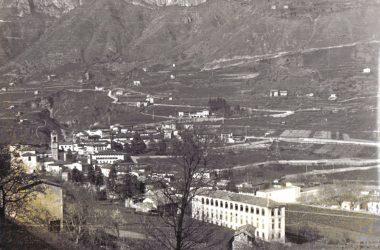 Sovere nel 1950