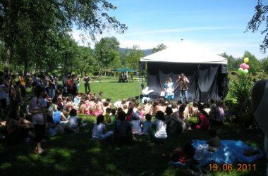 Spettacoli al Parco di Bolgare
