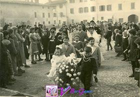 Sposalizio Ciserano 1954