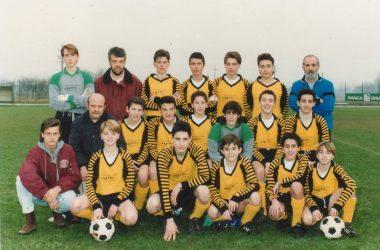 Squadra calcio Bonate Sopra