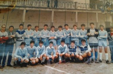 Squadra calcio di Carobbio degli Angeli